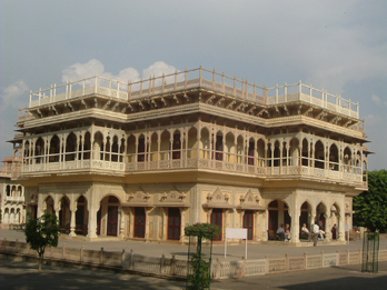City Palace - Jaipur, India