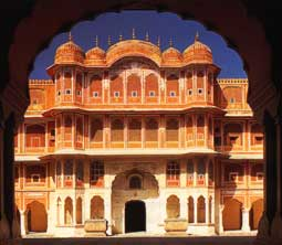 City palace -  Jaipur India