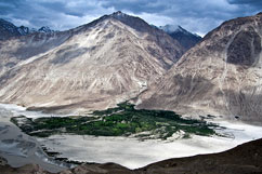 Informazioni Valle di Numbra, Ladakh -  India