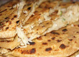 Ricetta Mooli ka paratha