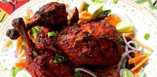 Ricetta Tandoori murghi