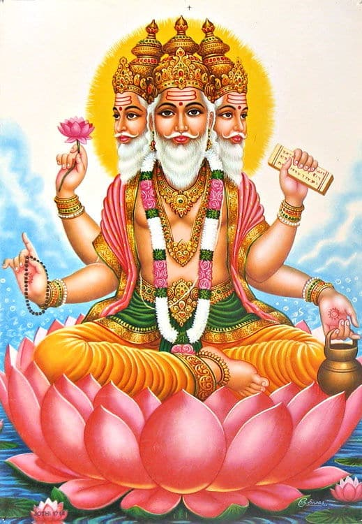 "Brahmha - Religioni Indiane ""Hinduismo"""