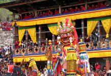 Viaggio per Punakha Festival in Bhutan