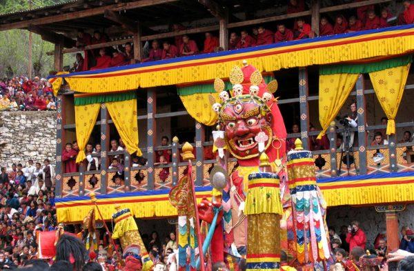Viaggio Punakha Festival, Bhutan - 12 giorni