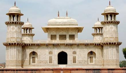 Informazioni Itimad-ud-daulah, India