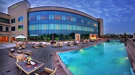 Informazioni Hotel Radisson Blu, Agra - India