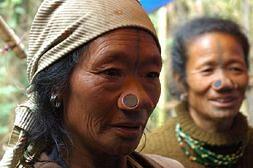 Informazioni Ziro, Arunachal Pradesh in India