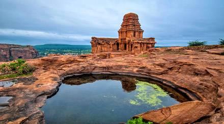 Badami, viaggio Karnataka, Sud India