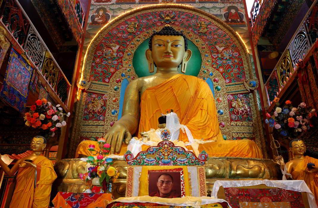 Informazioni Buddismo, India