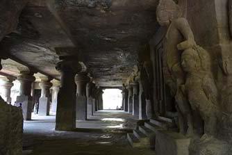 Cave di Elephanta, Mumbai - Viaggio tribale in Gujarat