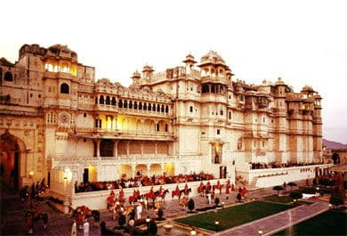 Informazioni Udaipur, Rajasthan - India
