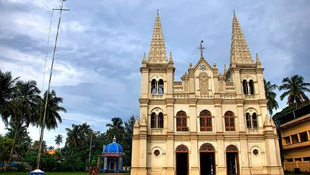 Chiesa di San Francesco, Cochin - India