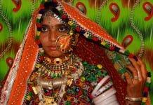 Viaggio tribale in Gujarat, Donna tribale Meghwal - Gujarat