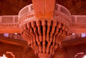 Fatehpur Sikri, Agra, Viaggio di nozze in India
