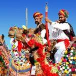 Viaggio fiera di Pushkar