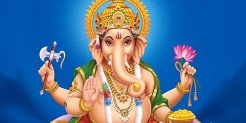 """Ganesha - Religioni Indiane """"Hinduismo"""""""