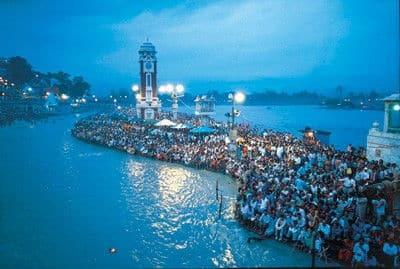 Informazioni Haridwar, Uttarakhand - India