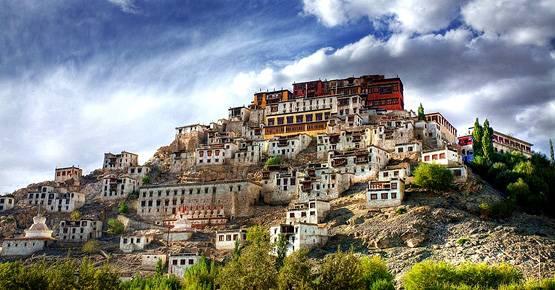 Hemis, Gran tour Punjab, Ladakh e Kashmir