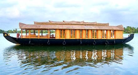 Houseboat, viaggio Sud India