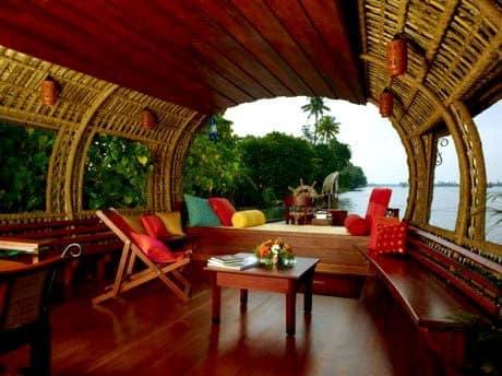 Informazioni Houseboat, Backwaters in Kerala