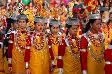 Tribale Jaintia - Viaggio tribale in Assam e Meghalaya, India