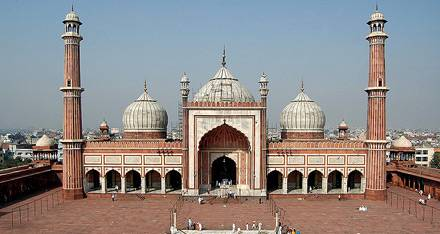 Jama Masjid - Viaggio in India e Nepal