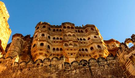 Forte di Mehrangarh, Jodhpur - viaggio in India e Nepal