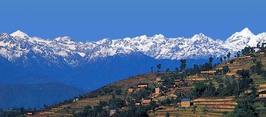 Nagarkot, Kathmandu - Viaggio in India e Nepal