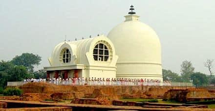 Kushinagar - Viaggio per la festa Buddha Purnima