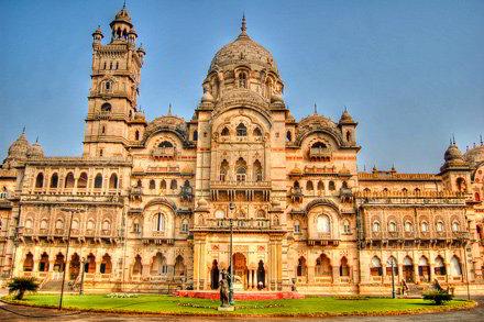 Laxmi Vilas Palace, Vadodara - Viaggio sulle orme di Gandhi