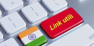 Link utili, India