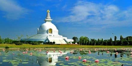 Lumbini - Viaggio per la festa Buddha Purnima