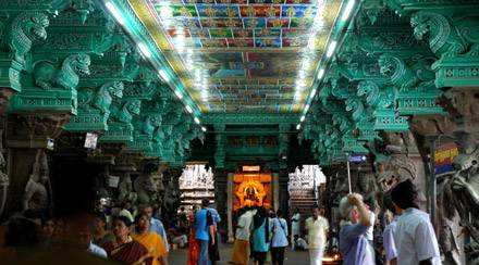 Tempio di Madurai, India - Offerta viaggio Sud India