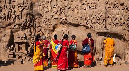 Mahabalipuram, India - Offerta viaggio Sud India