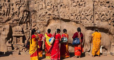 Mahabalipuram - Viaggio sud India