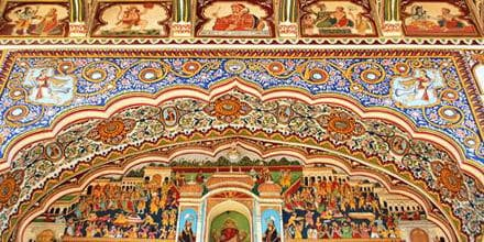 Mandawa - Viaggio nord India e Nepal