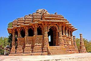 Tempio del sole, Modhera - Viaggio tribale in Gujarat