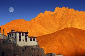 Lamayuru Monastero - Gran tour Punjab, Ladakh e Kashmir