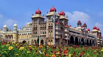 Palazzo di Mysore, viaggio Karnataka, Sud India