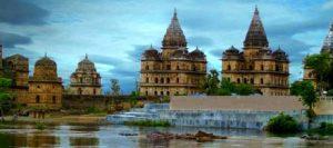 Orchha, Viaggio di nozze in India