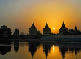 Orcha, Viaggio nord India