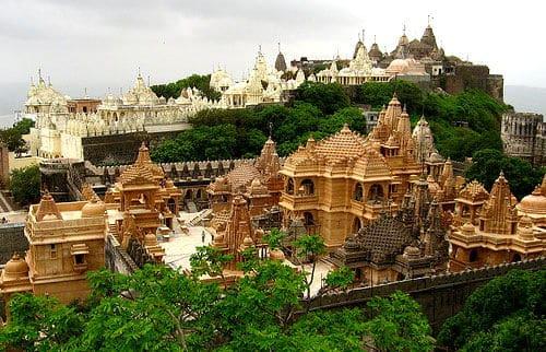 Templi di Palitana - Viaggio tribale in Gujarat