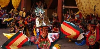Viaggio per Paro Festival in Bhutan