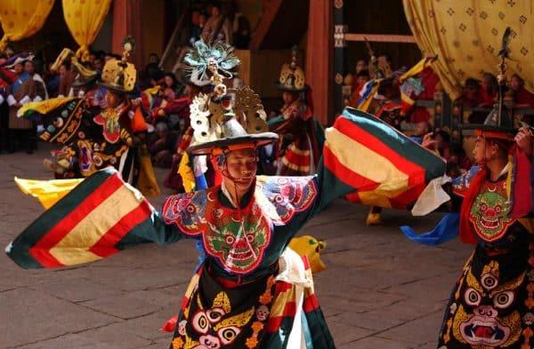 Viaggio Paro Festival, Bhutan - 12 giorni