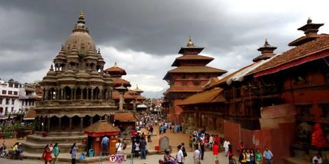 Patan - Kathmandu, Viaggio in Nepal