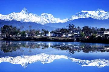 Pokhara - Viaggio in India e Nepal