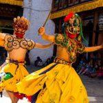 Viaggio per Punakha Festival in Bhutan, Punakha
