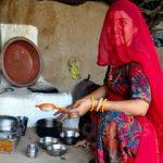 Donna rurale, Rajasthan India