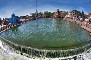 Ramkund, Nasik - Viaggio tribale in Gujarat