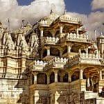 il tempio di Ranakpur, Rajasthan